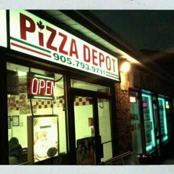 pizza depot pizza 220 wexford rd brampton on. Black Bedroom Furniture Sets. Home Design Ideas