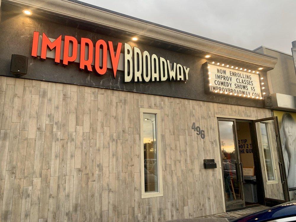 Social Spots from ImprovBroadway