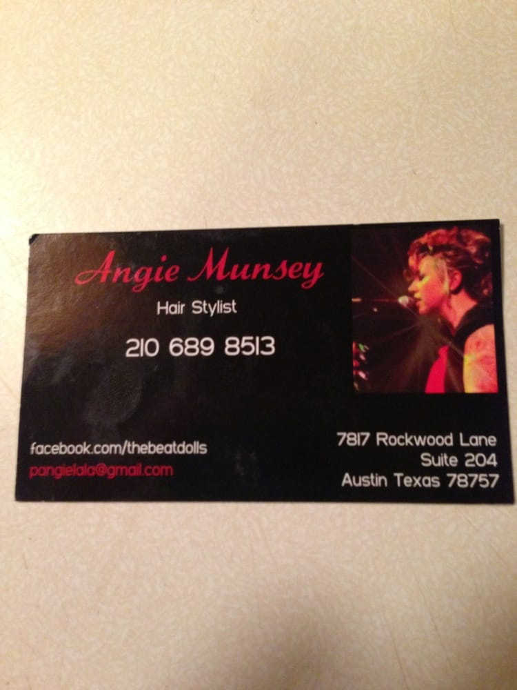 Angie Munsey Hair Stylist - 10 Photos - Hair Stylists - 7817 ...