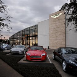 Aston Martin Dallas Car Dealers Lemmon Ave Oak Lawn - Aston martin dealerships