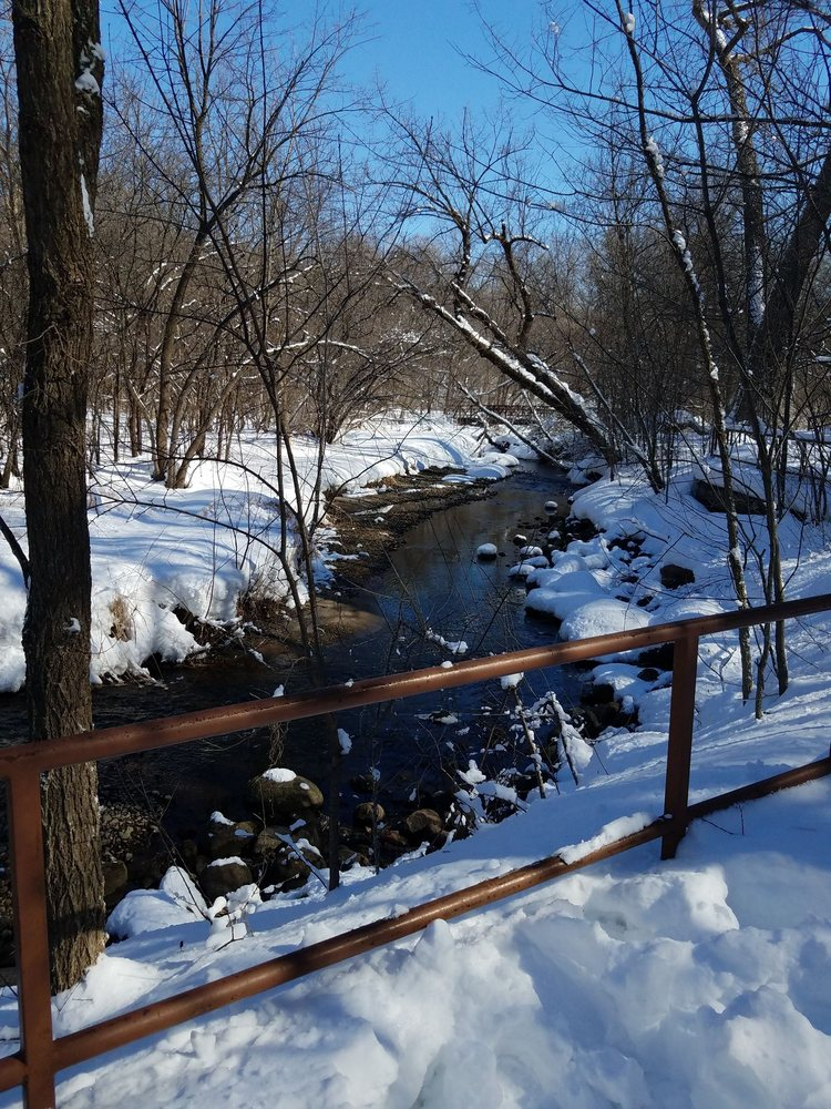 Nine Mile Creek Lower Valley Trail System