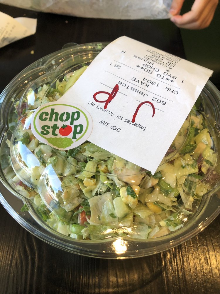 Chop Stop: 2435 E Imperial Hwy, Brea, CA