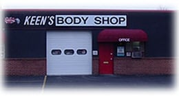 Keen's Body Shop