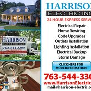 Ad Ed By Photo Of Harrison Electric Plymouth Mn United States