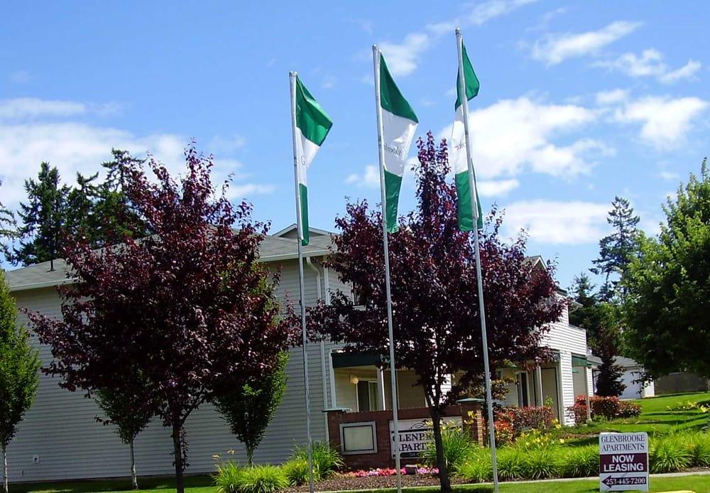 Glenbrooke Apartments Puyallup Wa