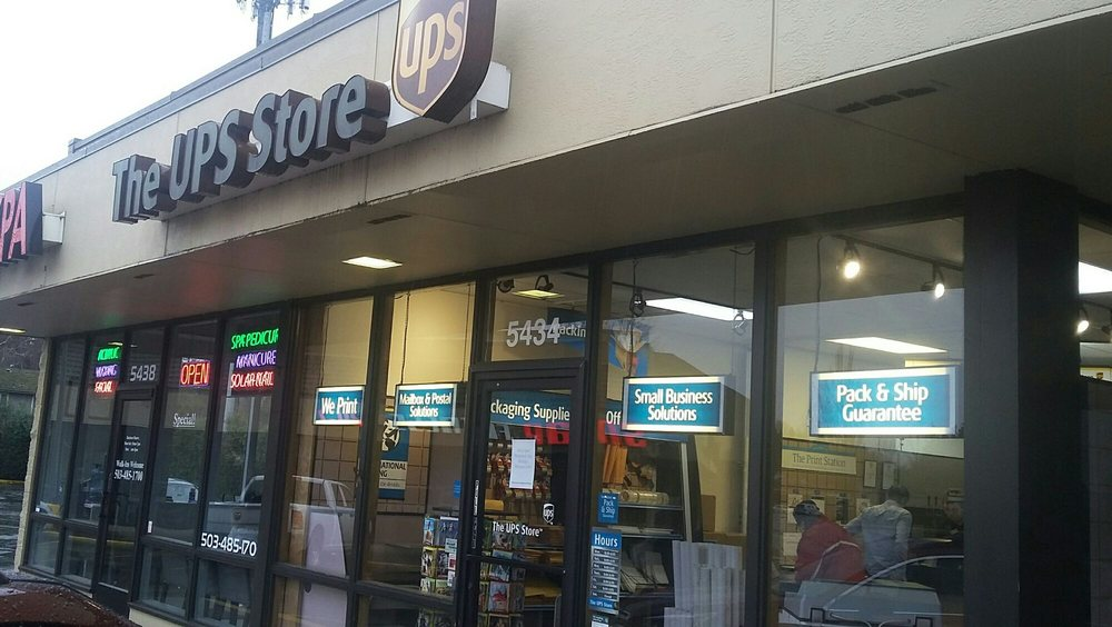 The UPS Store: 5434 River Rd N, Keizer, OR