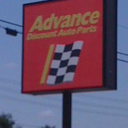 Discount Auto Salvage >> Advance Discount Auto Parts - Automotive - Yelp