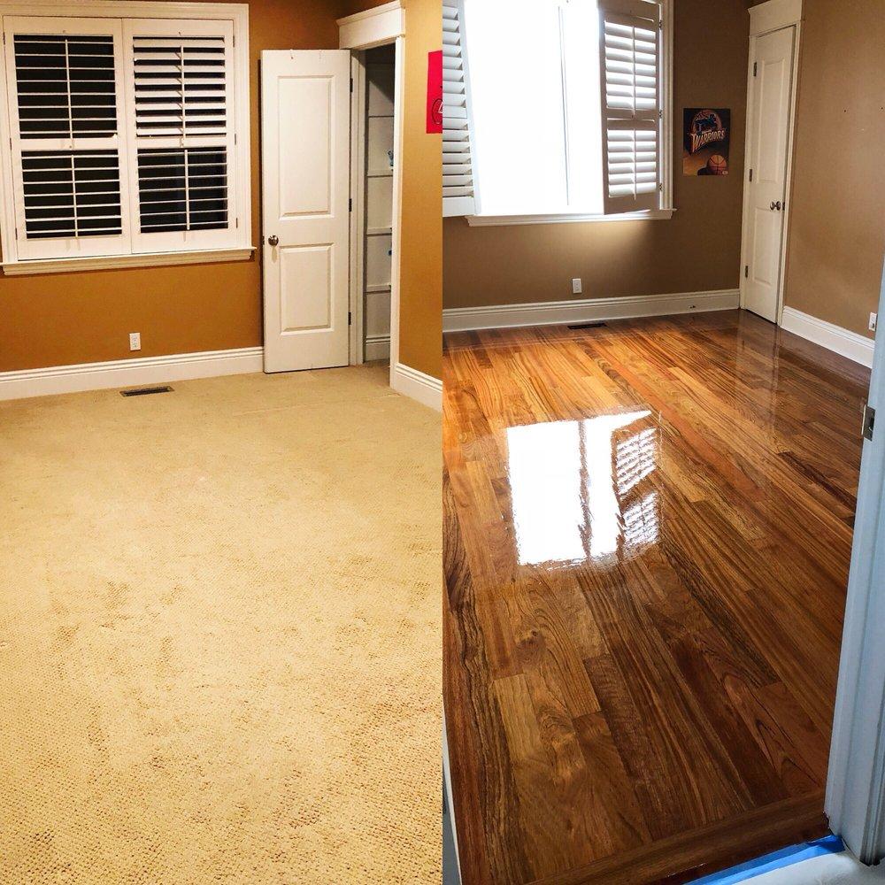 Perfect Hardwood Floors