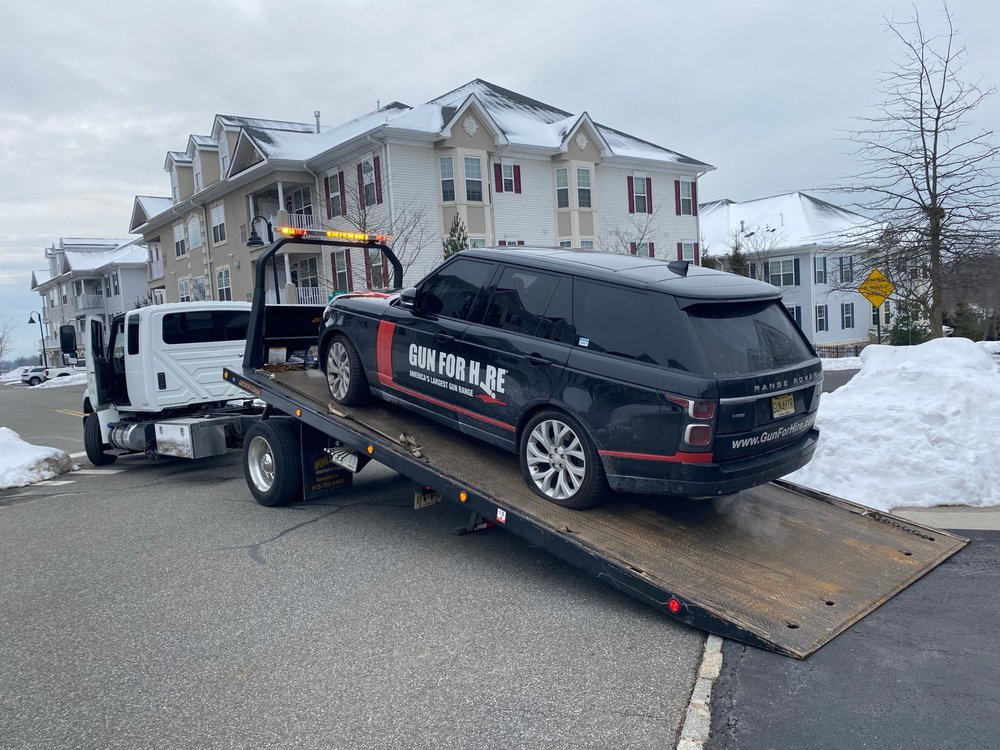 Towing business in Paterson, NJ