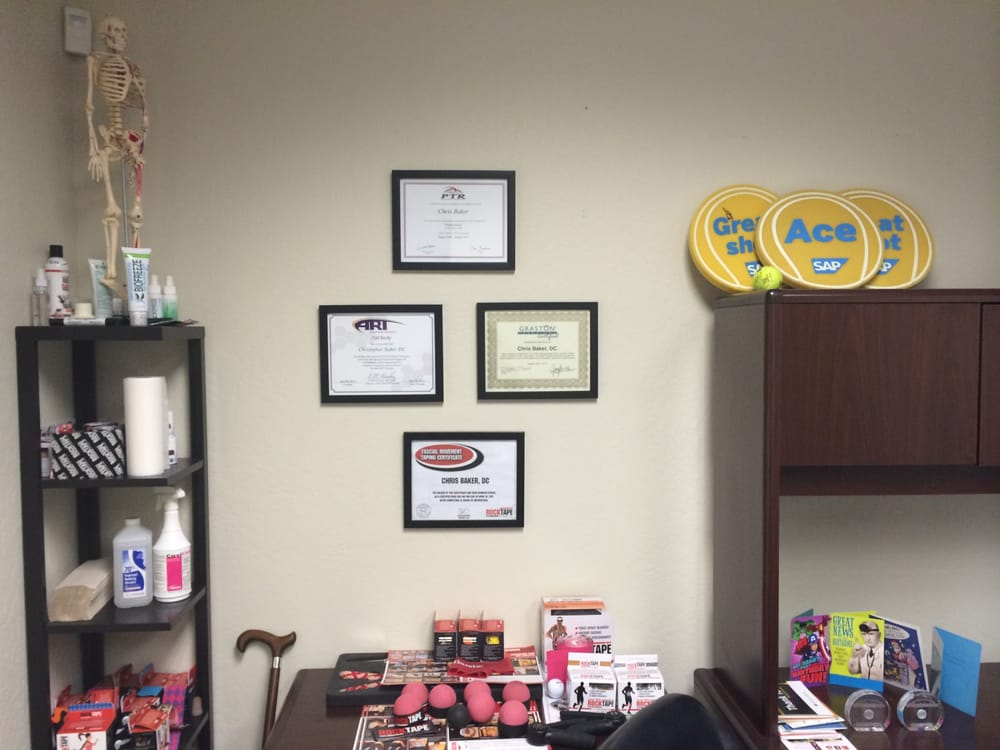 Certification Wall Ptr Art Graston Rocktape Yelp