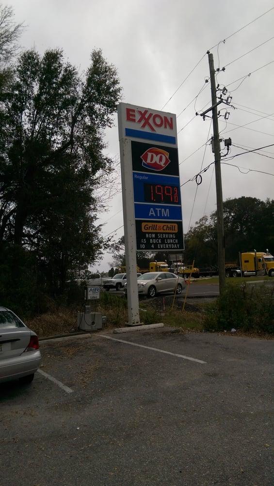 Exxon Gas Station Near Me >> Flagship Exxon - Gas Stations - 7600 Scenic Hwy, Pensacola