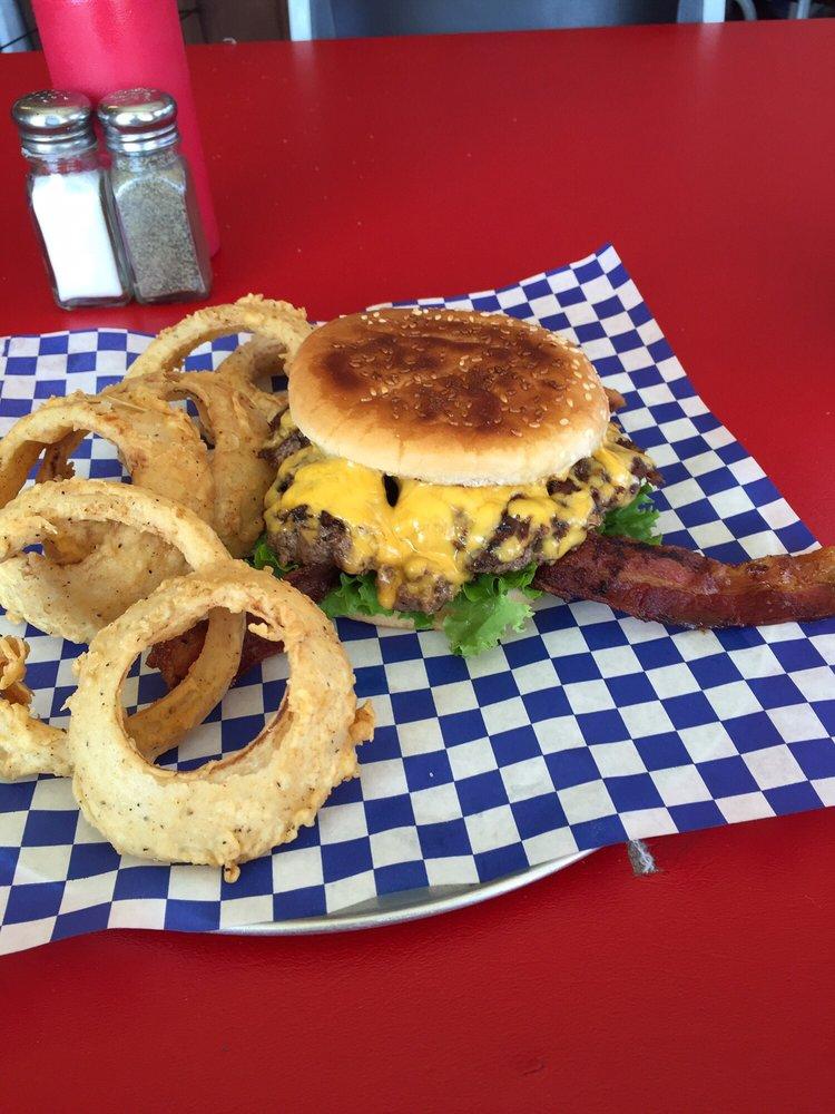 Fattboy Burgers & Dogs: 2345 Vance Jackson Rd, San Antonio, TX