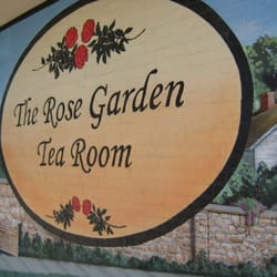 The Rose Garden Tea Room Historic Camp Bowie Mercantile