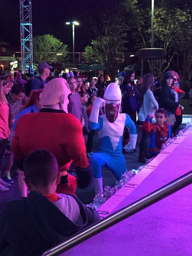 The Incredibles Super Dance Party: Tomorrowland, Orlando, FL
