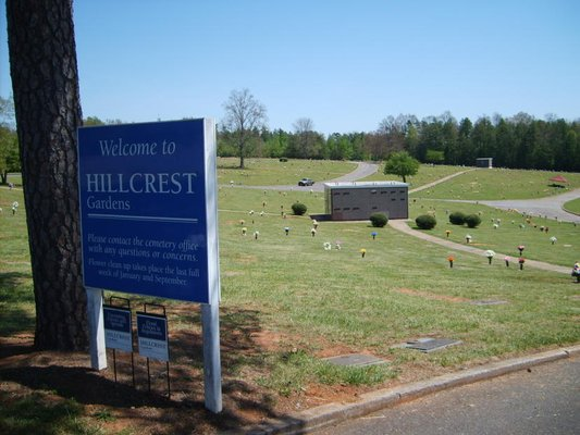 Hillcrest Gardens - Funeral Services & Cemeteries - 1508 Charles ...