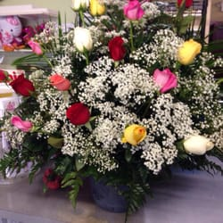 Photo of Ladybug's Flowers & Gifts - Tulsa, OK, United States. Memorial Rose
