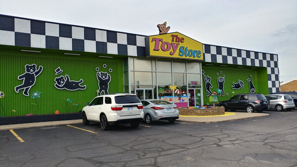 The Toy Store: 5300 SW 21st St, Topeka, KS