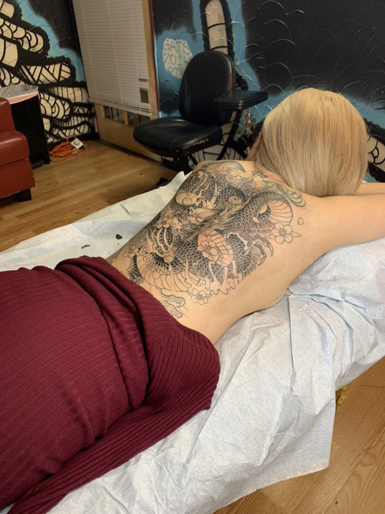 Jimmylai Tattoos: 101 E Park Blvd, Plano, TX
