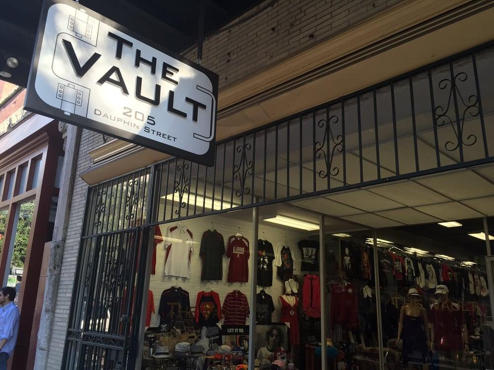 The Vault: 205 Dauphin St, Mobile, AL