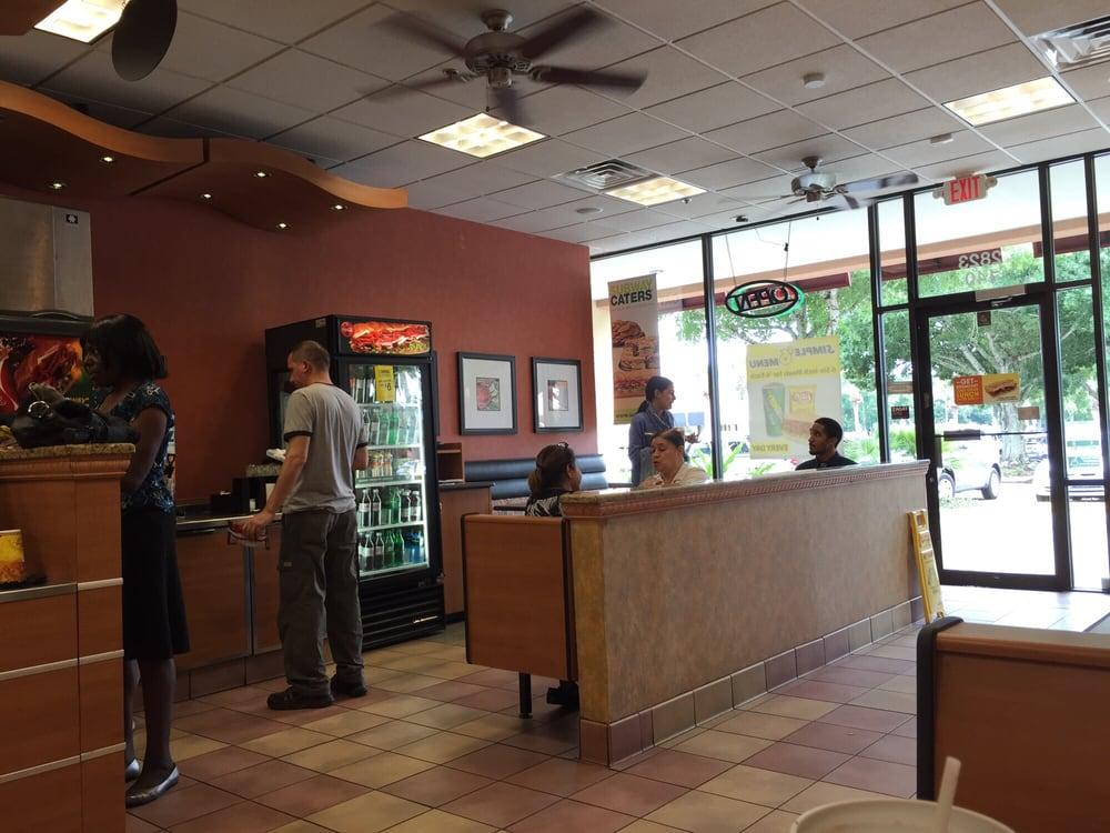 Subway: 2823 S Orange Ave, Orlando, FL