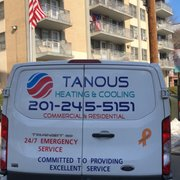 Air Conditioner Installation Hoboken Photo Of Tanous Hvac Nj United States Heating And Cooling