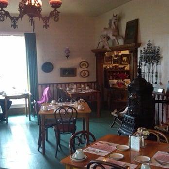 Photo of La Casa Rosa - San Juan Bautista, CA, United States. inside of restaurant