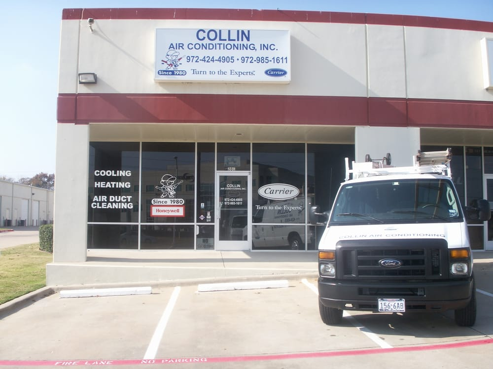 Collin Air Conditioning & Heating: 6905 K Ave, Plano, TX