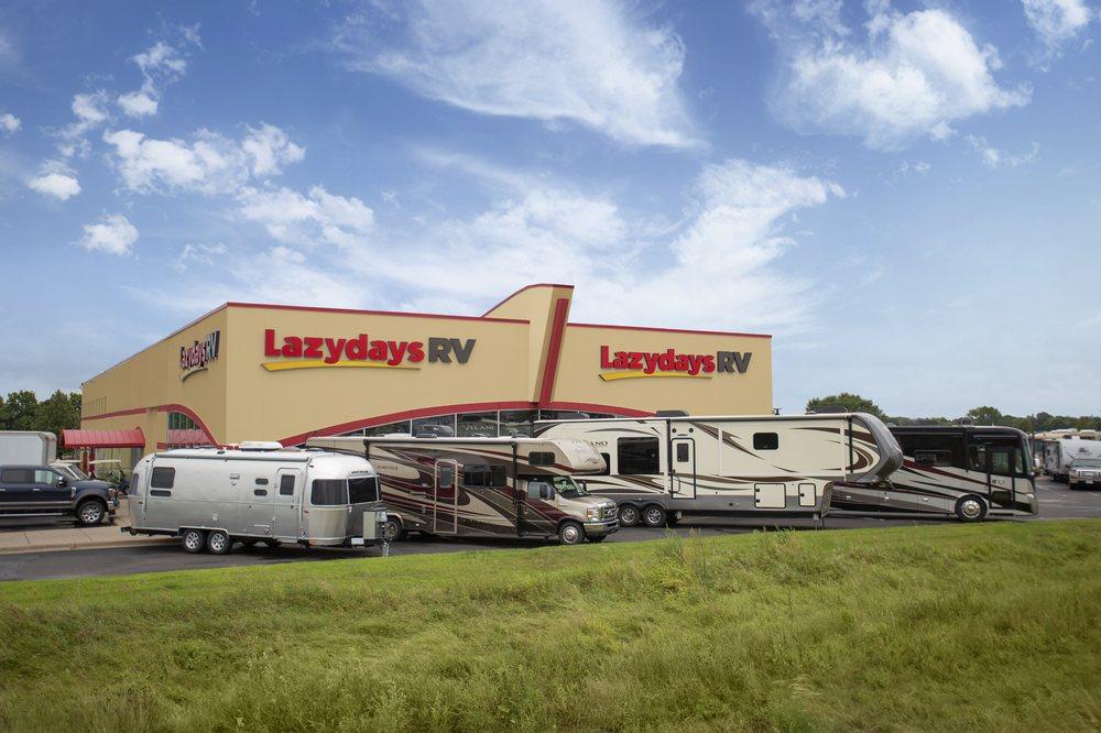 Lazydays RV of Minneapolis: 8390 Hwy 10 NW, Anoka, MN