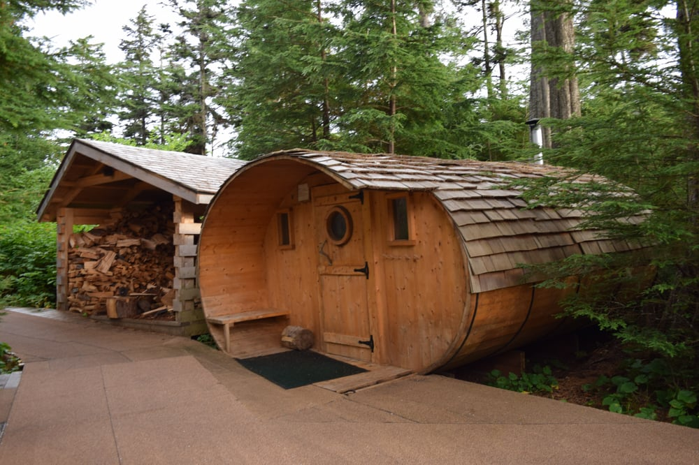 Dove Island Lodge: Sitka, AK
