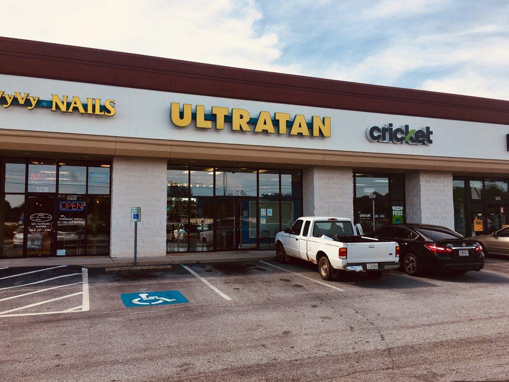 ULTRATAN: 521 E Bypass 72 NW, Greenwood, SC