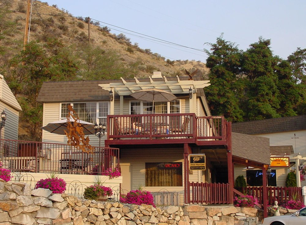 Columbia River Inn: 10 Lincoln Ave, Coulee Dam, WA