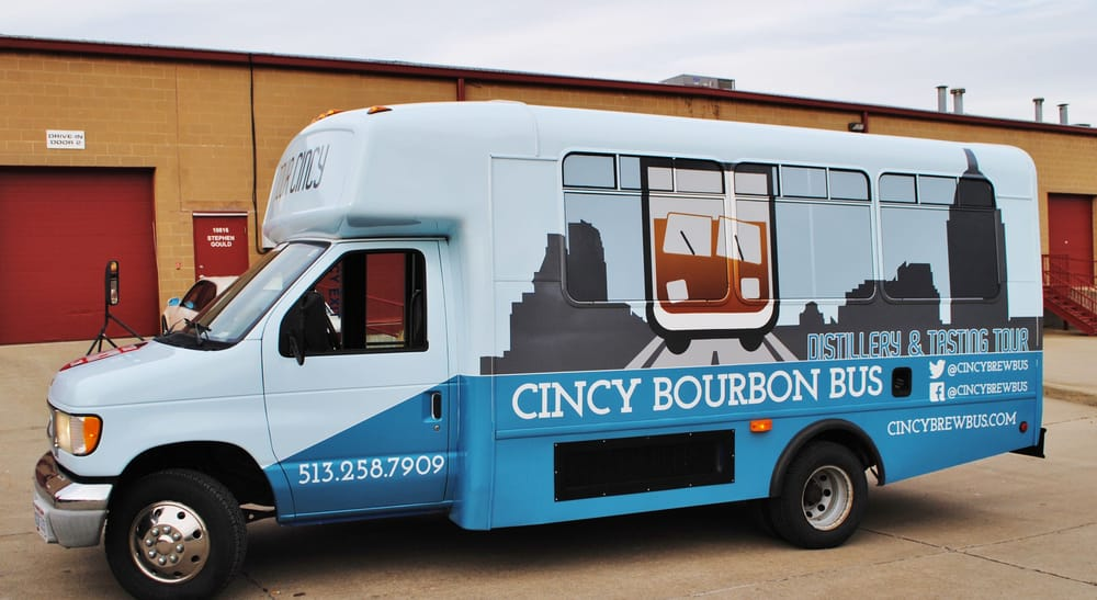 Cincy Brew Bus: Cincinnati, OH