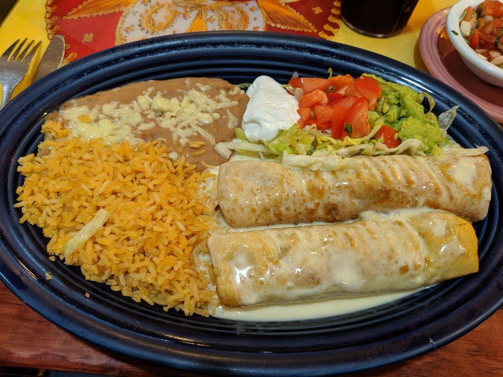 El Mariachis Mexican Restaurant: 1260 S Main St, Bryan, OH