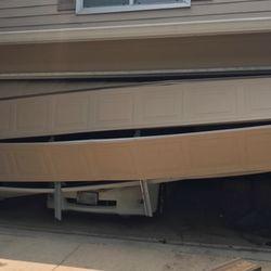 Photo Of Garage Door Repair   San Antonio, TX, United States. Door Off