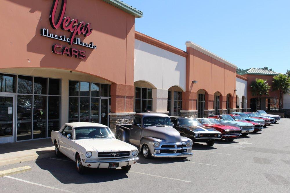 Vegas Classic Muscle Cars - 16 Photos & 10 Reviews - Car Dealers ...