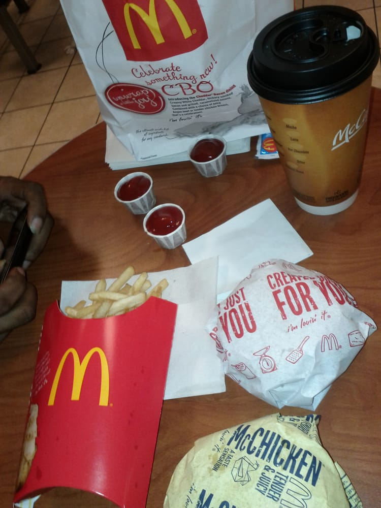 What You Learn While Working At A Fast Food Place