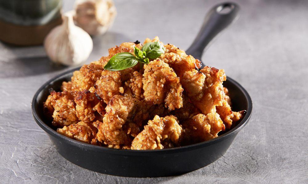 Choong Man Chicken: 4334 E New York St, Aurora, IL