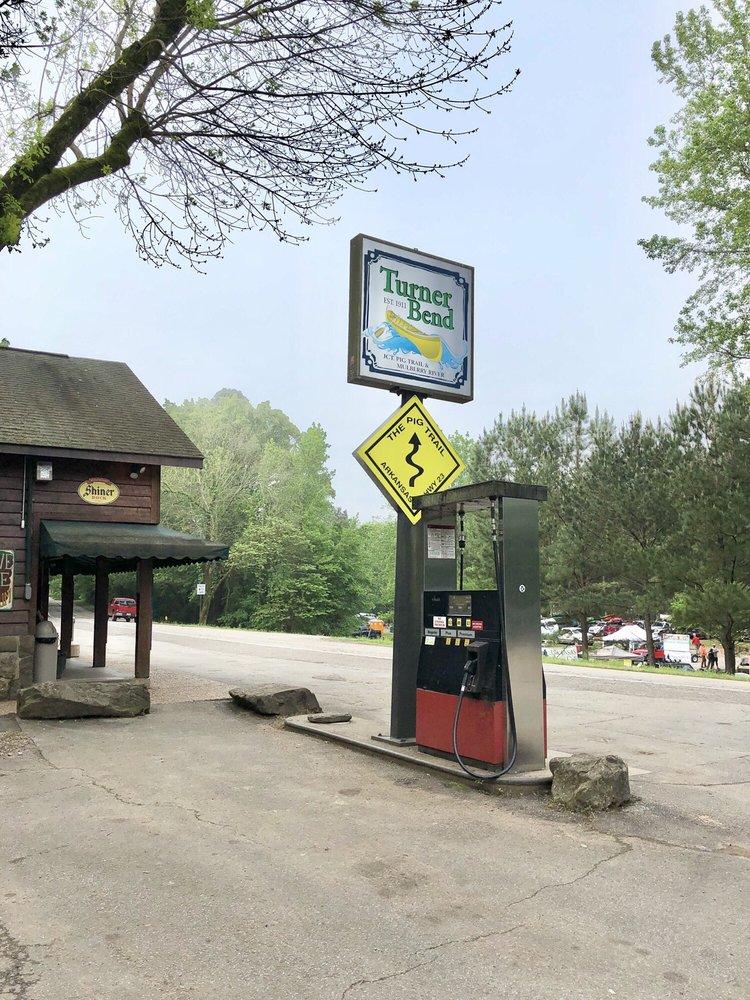 Turner Bend Store: 20034 N Hwy 23, Ozark, AR