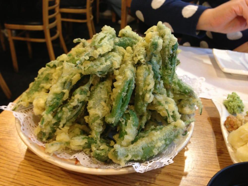 Chichito peppers yelp for Akasaka japanese cuisine