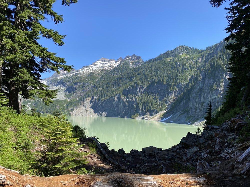 Blanca Lake: Gold Bar, WA