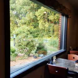 Photo of The Brown Bottle - Cedar Falls, IA, United States. Pretty window
