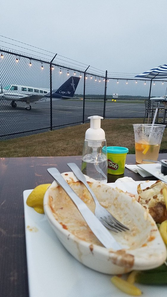 The Airport Grille: 1569 Airport Rd, New Bedford, MA