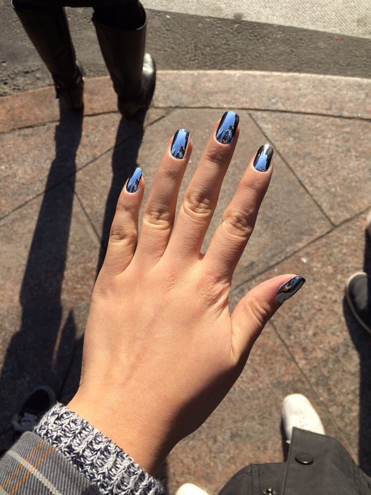 METALLIC VIRTUAL NAILS!!! This was the most Amazing nails i have in ...