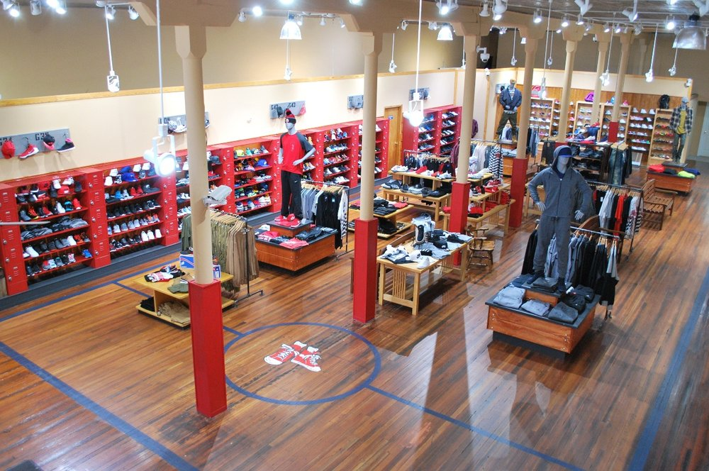Darden Bros Shoe Store: 703 3rd Ave, West Point, GA
