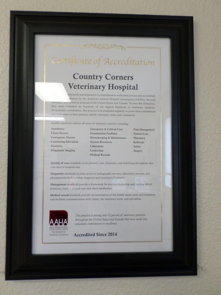 Country Corners Veterinary Hospital: 9210 Marysville Rd, Oregon House, CA
