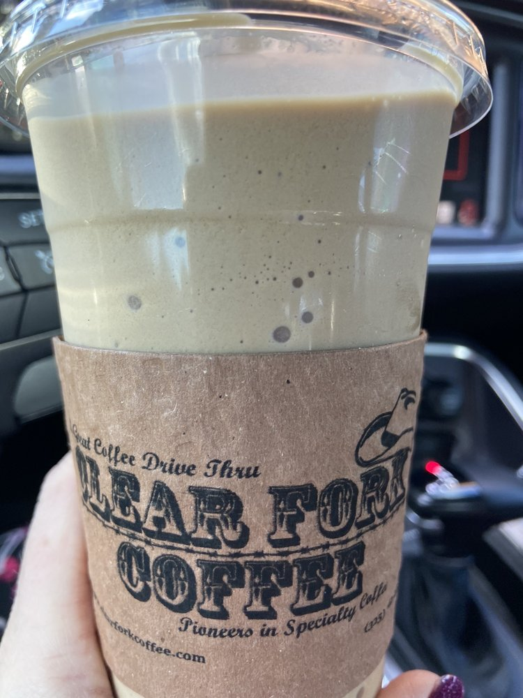 Clear Fork Coffee: 301 N Main St, Albany, TX