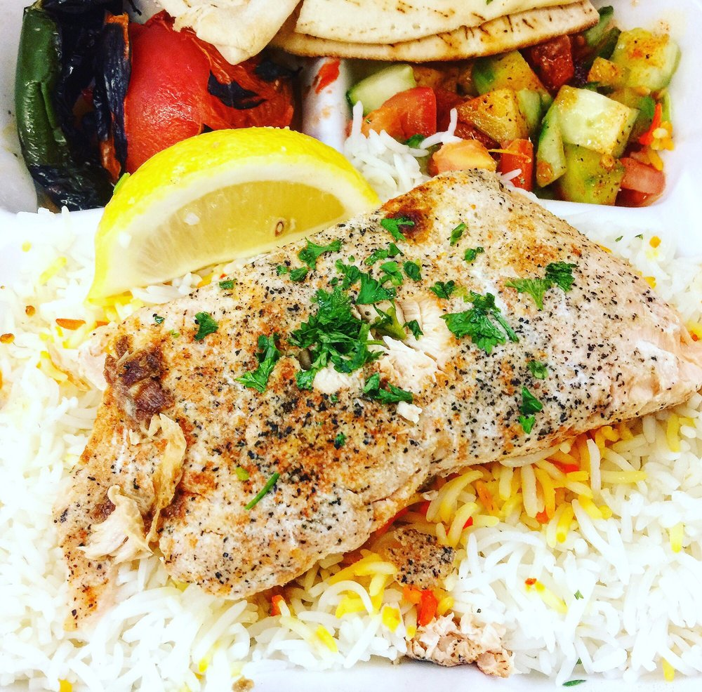 The Mediterranean Kitchen: 2480 S Atlantic Blvd, Commerce, CA