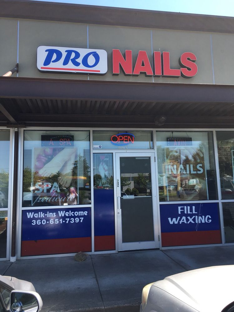 Pro Nails: 11603 Smokey Point Blvd, Marysville, WA