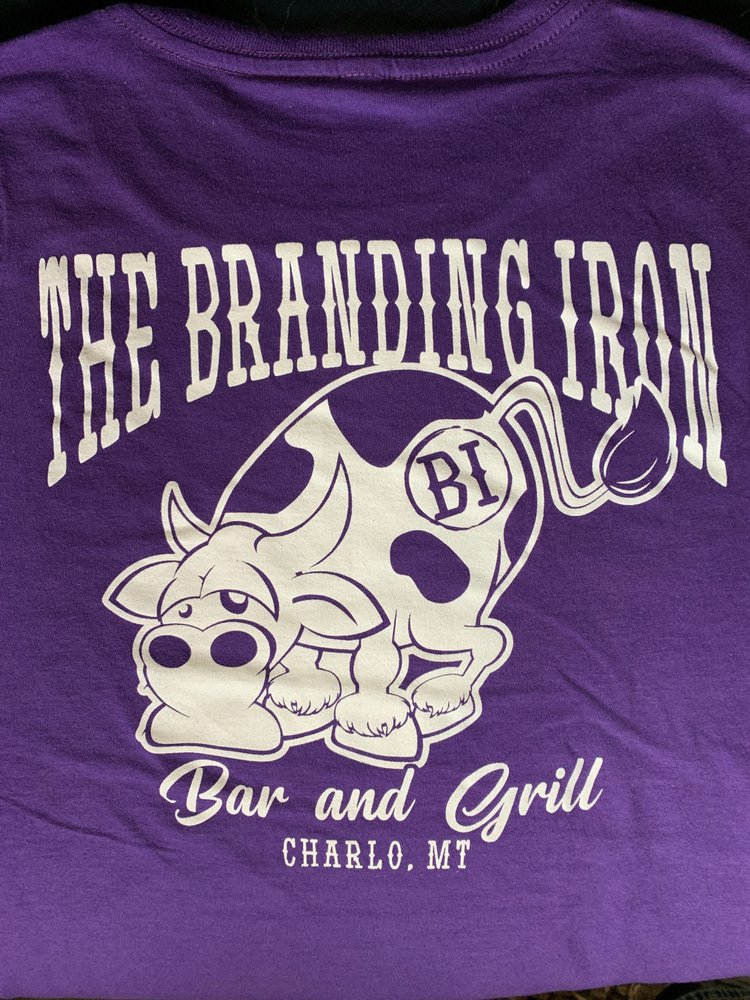 Branding Iron Bar & Grill: 56721 Mt Hwy 212, Charlo, MT