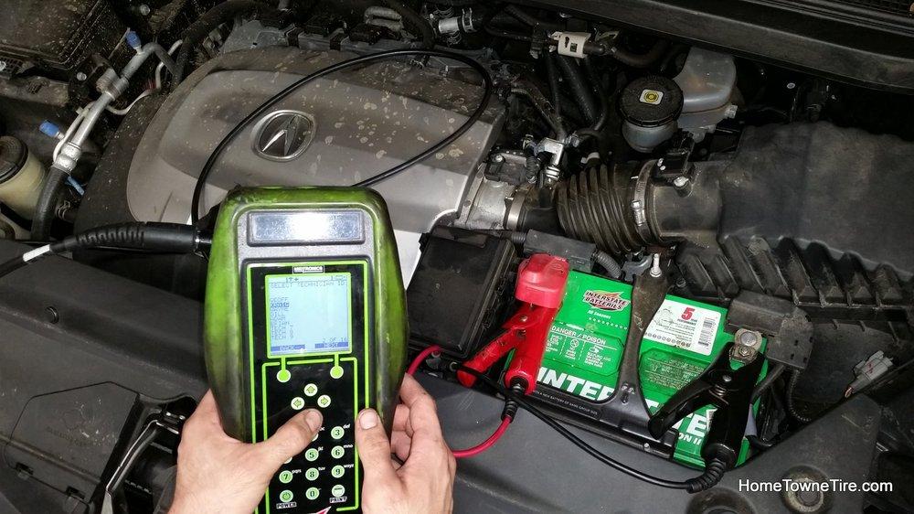 HomeTowne Auto Repair and Tire: 15698 Jefferson Davis Hwy, Woodbridge, VA